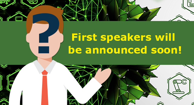 First speakers will be announced soon